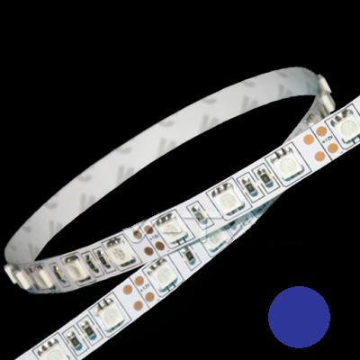 LED Strip SMD5050 - 60 LEDs Blue Non-waterproof